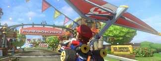 Mario Kart 8: Neue Strecken und Link als Pilot per Zusatzinhalt