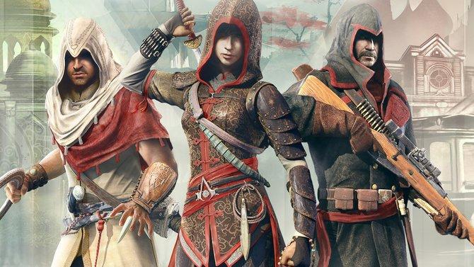 Assassin's Creed Chronicles umfasst drei Spiele mit eigenen Schauplätzen und neuen Helden.