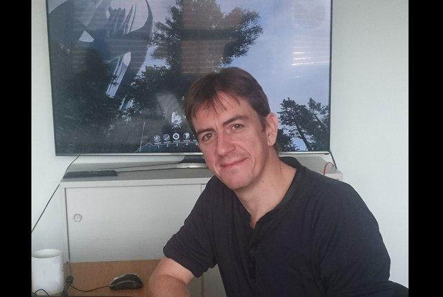 Jean-Christophe Baillie, der Gründer von Novaquark