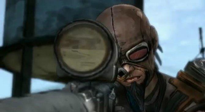 Mordecai ist ein exzellenter Scharfschütze.