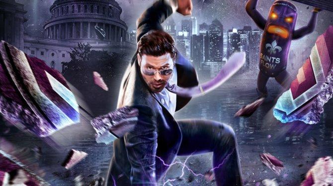 Saints Row IV: Als Präsident mit Superkräften rettet ihr die Welt.