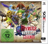 Hyrule Warriors - Legends (3DS)