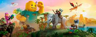 Tests: Lego Worlds: Minecraft mit Lego?