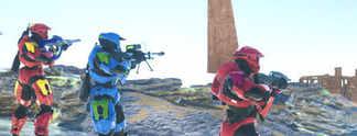 Panorama: Installation 01: Fanspiel zu Halo hat den Segen von Microsoft