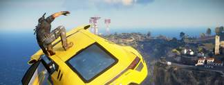 Previews: Just Cause 3: Mit Chaos gegen Tyrannen