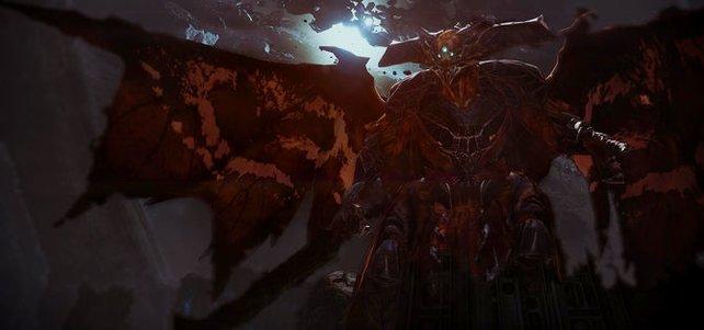 Stoßt Oryx, den König der Besessenen von seinem Thron.