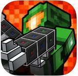 Arms Craft - Pixel Space Gun Adventure FPS