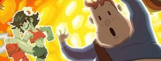 10 neue Download-Spiele #59 - Die Leiden des jungen Zockers