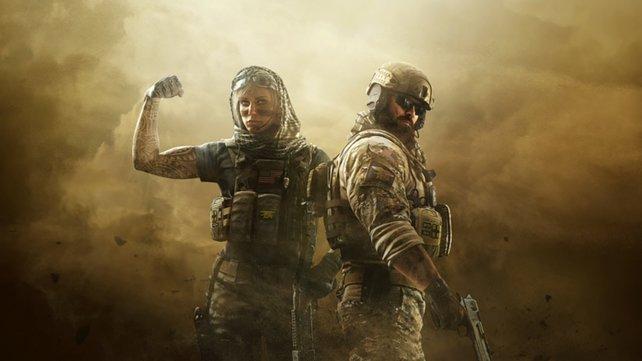 Die neuen Operator Valkyrie und Blackbeard.