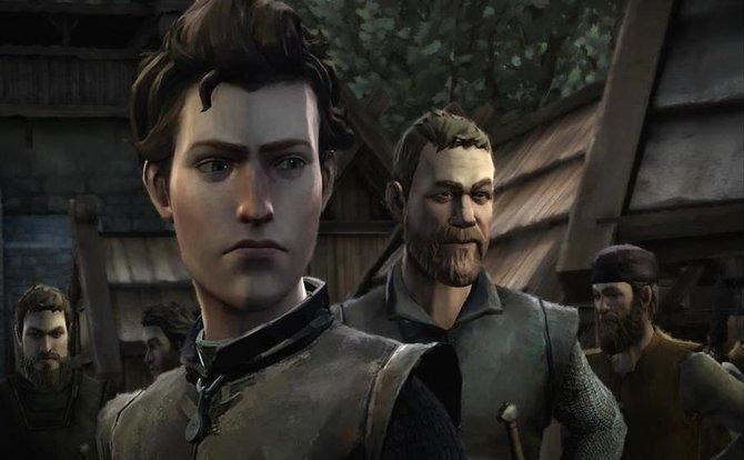 """Dies sind angeblich die ersten Screenshots aus dem """"Game of Thrones""""-Spiel von Telltale Games."""