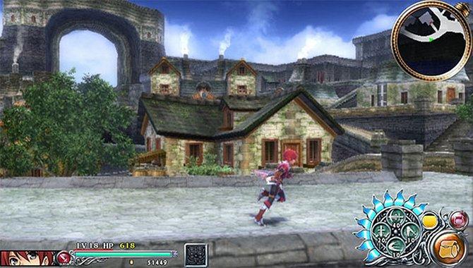 Auch ohne Innovation sehr gut spielbar: Ys - Memories of Celceta bietet standesgemäße Rollenspielkost mit viel Laufarbeit.