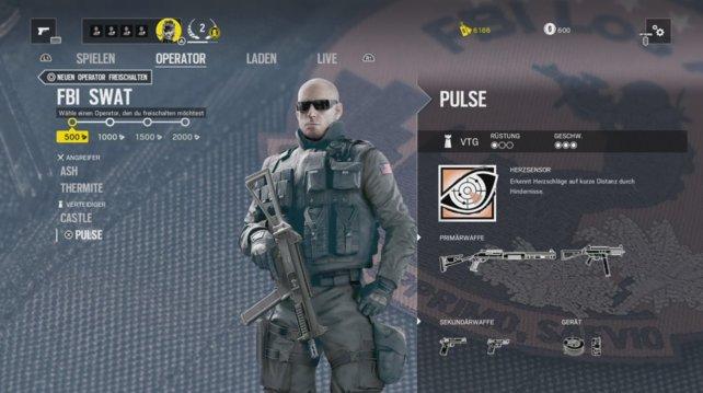 Operator Pulse