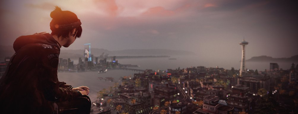 Infamous Second Son - First Light