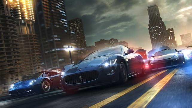 Mit einem Maserati könnt ihr die Polizei locker abhängen.