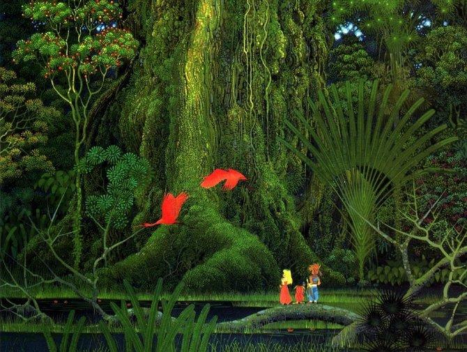 Secret of Mana erscheint 1994 für Nintendos SNES.