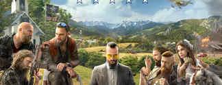 Far Cry 5: So sieht das Cover aus