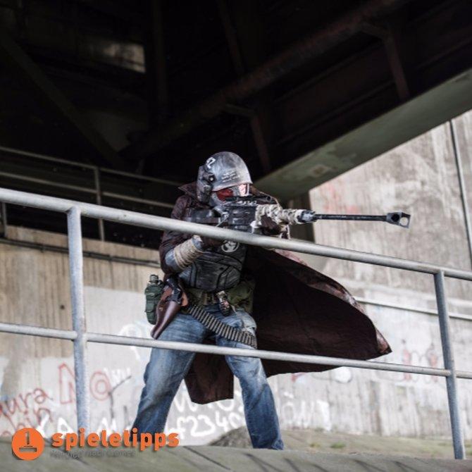 NCR and PROUD: Ein komplett selbstgemachtes NCR-Veteranen-Outfit - und der Gewinner unseres Cosplay-Wettbewerbs!