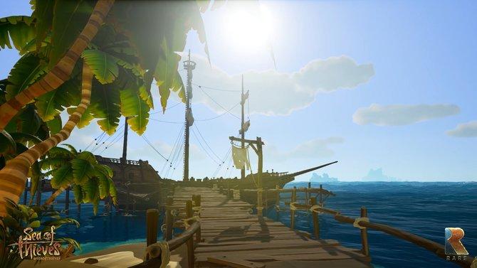 In Sea of Thieves erwartet euch eine offene Online-Welt voller Piraten und Abenteuer.