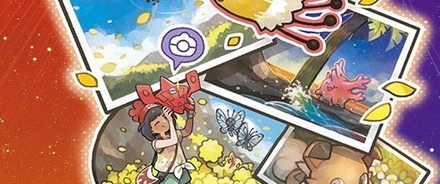 Der Pokémon-Sucher ist neu in Sonne und Mond.