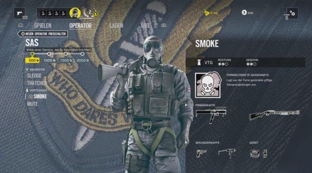 Operator Smoke
