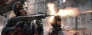Modern Combat 5: Die neue Shooter-Referenz für unterwegs
