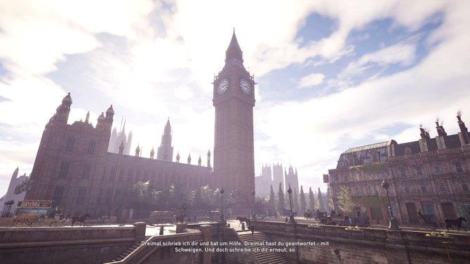 Assassin's Creed - Syndicate: Willkommen im London des 18. Jahrhunderts.