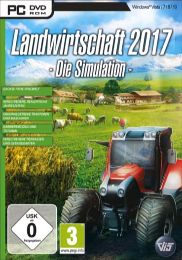 Landwirtschaft 2017 - Die Simulation
