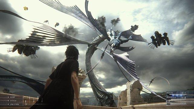 Final Fantasy 15 soll die renommierte Serie revolutionieren.
