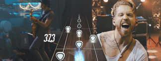 Vorschauen: Guitar Hero Live - Mit Plastikgitarre zum Publikumsliebling