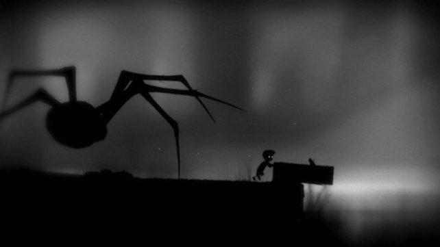 Spätestens nach diesem Spiel hasst ihr Spinnen.