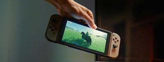 Panorama: Nintendo Switch: Neues Problem - Nutzer berichten von verbogenen Ger�ten