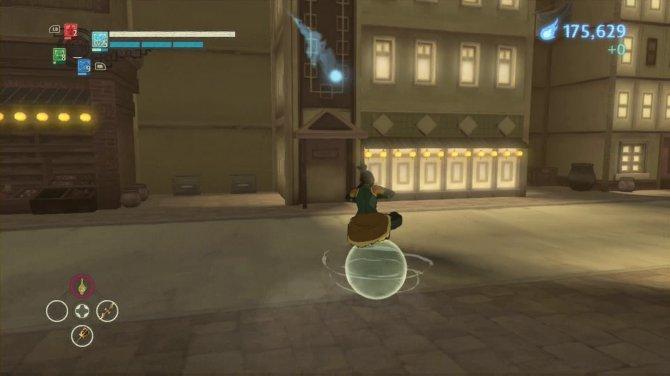 Das Lieblingsfortbewegungsmittel von Avatar Aang.