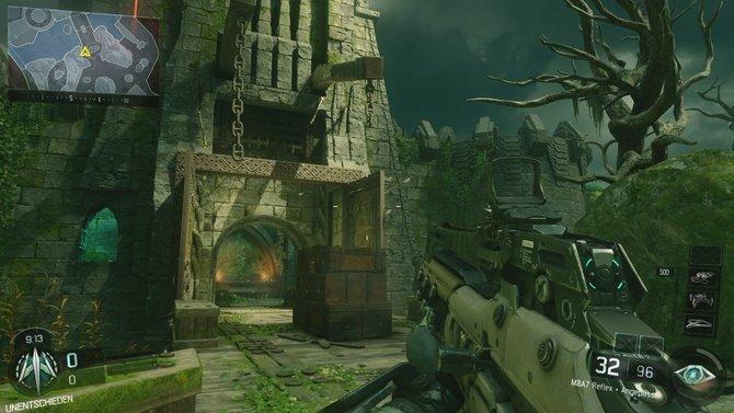 """Der vierte kostenpflichtige Zusatzinhalt zu Black Ops 3 nennt sich """"Salvation"""" und bietet wieder altgewohnten Umfang."""