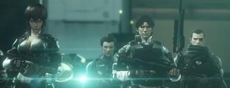 Ghost in the Shell: Kostenlose Beta von First Assault Online beginnt diese Woche
