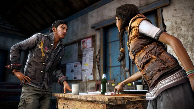 Sabel und Amitha streiten sich, welche Vorgehensweise die richtige ist.