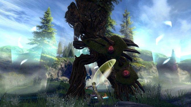 Beeindruckende Angriffe sind ein Markenzeichen von Sword Art Online.