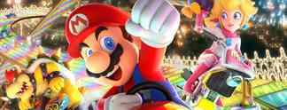 Panorama: Kommen ein Typ, eine Switch und Mario Kart 8 Deluxe in eine Bar...
