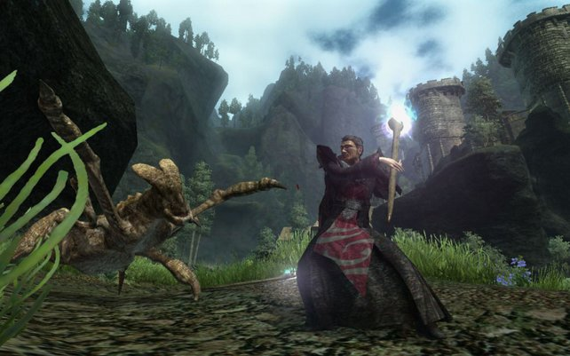 Bis heute einer der größten Enttäuschungen in der Geschichte der Videospiele: Gothic 3