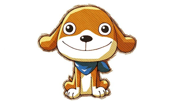 Die Händler aus Sakuraland haben einige niedliche Hunde im Gepäck.