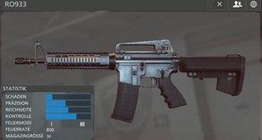 Alle Waffen im Überblick