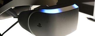 PlayStation 4 knackt n�chste Verkaufsmarke und neue Details zu Project Morpheus