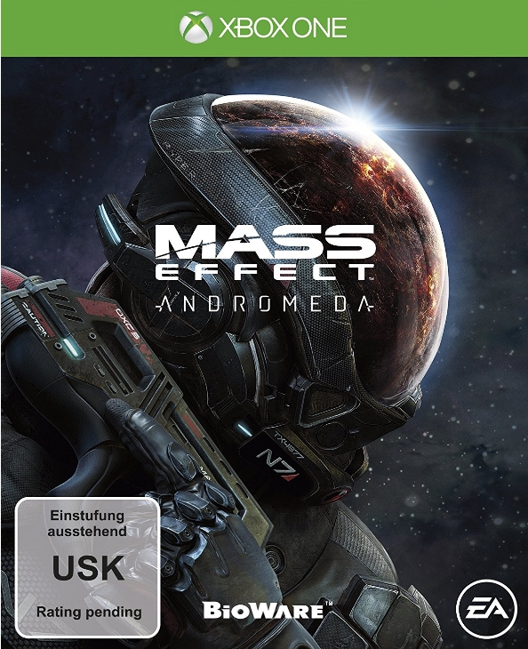 Mass Effect - Andromeda