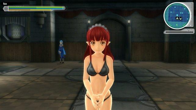 Ob ein Bikini wirklich die beste Rüstung ist?