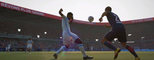 In Fifa 17 gibt es viele neue Tricks und Spezialbewegungen!