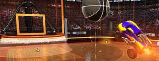 Rocket League: Neuer Basketball-Spielmodus angekündigt