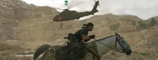 Vorschauen: Metal Gear Solid 5 - The Phantom Pain: Erklimmt Snake den Schleich-Thron?