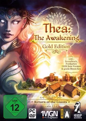 Thea - The Awakening