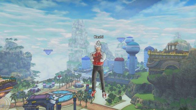 So könnt ihr in Dragon Ball Xenoverse 2 die Fluglizenz bekommen und durch die Lüfte fliegen.