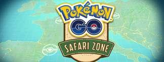 Pokémon Go: Neue Infos zum deutschen Safari Zone Event