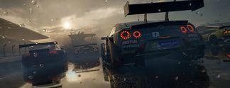 Forza Motorsport 7 belegt 100 Gigabyte Festplattenspeicher